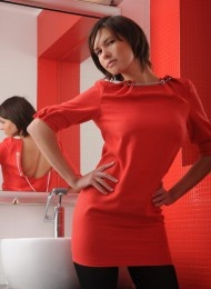 Obbi, 23 years old Russian escort in Florence (Florencia)